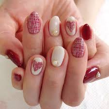 gel nail designs for fall 2014. cute winter gel nail paint designs for fall 2014