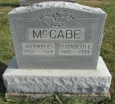 Elizabeth Ester Tullis McCabe (1860-1939) - Find A Grave Memorial