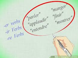 french er verbs 6 ways to conjugate french verbs wikihow