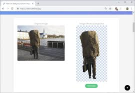 Remove Backgrounds From Photos Automatically Ghacks Tech News