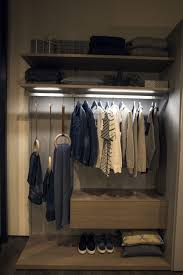 wardrobe lighting ideas. Wardrobe Lighting Ideas. Sleek Shelves And Combine To Create A Cool Corner Ideas