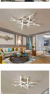 Neue Stil Moderne Led Kronleuchter Ac110v 220 V Für Wohnzimmer