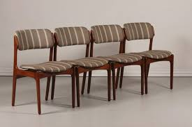 modern upholstered dining room chairs best erik buch for oddense