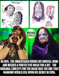 In the ring, he does the basics perfectly but when he needs to, priest will pick up the pace and change a match in an instant. Love These Old Art Concepts Undertaker Would Have Made Kids Sh T Themselves If He Wore That Wwe
