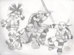 Small Picture Nick Teenage Mutant Ninja Turtles Coloring Image Gallery HCPR