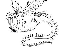 They will provide hours of coloring fun for kids. Coloring Pages How To Train Your Dragon 3 Best Collection