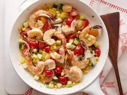 healthy shrimp dinner recipes. Simple Shrimp Related To Healthy Shellfish Recipes Shrimp Intended Dinner P
