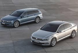 2015 Volkswagen Passat (European-Spec) Revealed