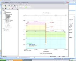 Small Picture Frew Embedded Retaining Wall Analysis Software