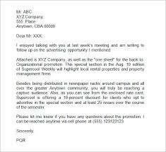 Business Proposal Letter Cycling Studio