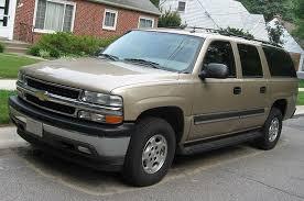 2002 Chevrolet Suburban - Information and photos - ZombieDrive