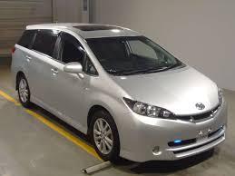 Toyota wish - Kenya Car Bazaar Ltd