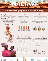 Family Planning Wall Chart Malawi Demographic And Health Survey 2015 2016 Wall Chart