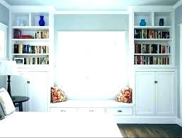 full size of window seat bookcase bookshelf surrounded by bookcases bench with bookshelves appealing master bedroom