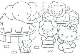 Coloring Activity Sheets For Kindergarten Christmas Worksheet