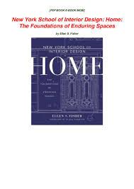 Graphic Design School Book Pdf Download Pdf New York School Of Interior Design Home The
