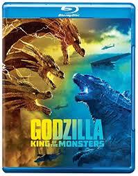Godzilla: King of the Monsters (Blu-ray + DVD + ... - Amazon.com