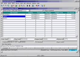 What Is A Purchase Order Number Purchase Requisition Detail