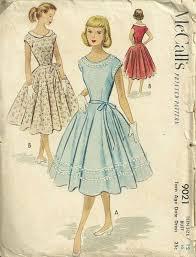 Vintage Style Dress Patterns