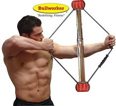 Bullworker Chart Bullworker Exercise Chart With Training Videos Show How To