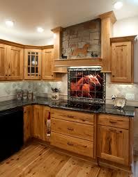 Western Kitchen Rustic Western Backsplash Google Search Future Home