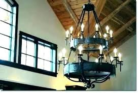 full size of large iron chandelier extra foyer chandeliers wrought lighting wrough home improvement rustic with