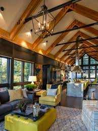 HGTV Dream Home 2014 Lake Tahoe living room 4