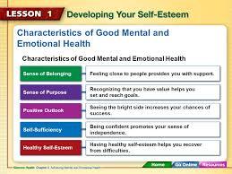 mental/emotional health - ppt video online download