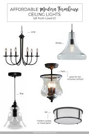 stunning affordable modern lighting and farmhouse ideas images