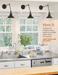 over kitchen sink lighting. wonderful best 20 over sink lighting ideas on pinterest kitchen throughout lights modern