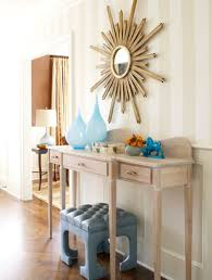 Decorating Console Table Ideas Long Console Table Designs With Proper Storage To Have At Home