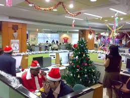 decorate office for christmas. Ornament Decorating Themes Office Christmas Decorations Cube Ideas 2 Decorate For F