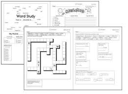 Vocab Building Worksheets Build Spelling Vocabulary Puzzles And Over 40 Worksheets