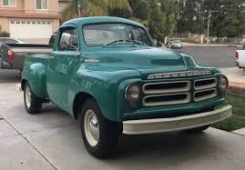 Studebaker Pickup Truck - Classic Studebaker E7 1955 for sale