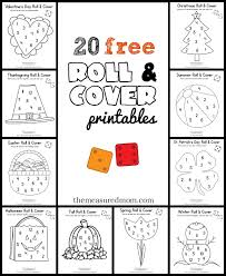 20 free roll and cover games - The Measured Mom