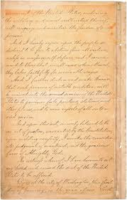 emancipation proclamation emancipation proclamation original manuscript