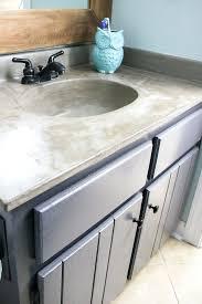 diy metal countertop concrete counter and sink diy hammered metal countertops diy metal countertop