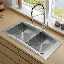 Design House Kitchen Faucets Designer Kitchen Faucets Elegant Delta Brushed Nickel Kitchen