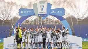 Il napoli batte la juventus e vince la coppa italia. Ps5 Supercoppa Italiana Juventus Napoli Juventus Tv