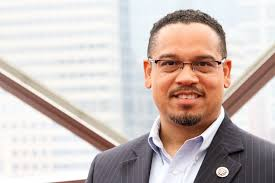 Image result for KEITH ELLISON and Tim Kaine
