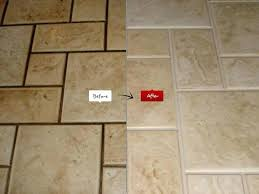 how to clean grout on ceramic tile floors the best way to clean tile in lake