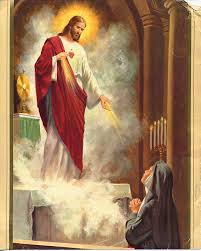 the apostle of the devotion to the sacred heart of