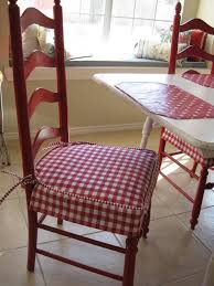 interior kitchen chair cushions with ties incredible circa reversible 17 x foam seat cushion