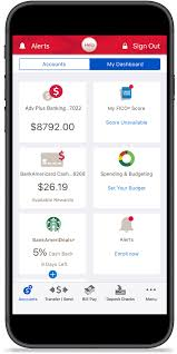 Best Online Checkbook Register Mobile And Online Banking Benefits Features From Bank Of America