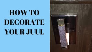 Cool Juul Designs Diy How To Decorate Your Juul Under 5 Youtube