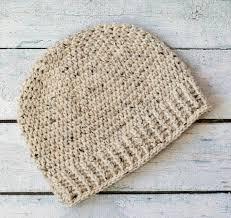 Mens Crochet Beanie Pattern Custom Salt Of The Earth Men's Crochet Beanie Crochet 48 Knit Too
