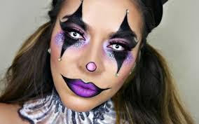 y glam circus clown makeup tutorial makeup you