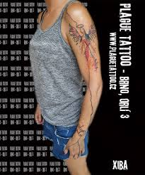 Plague Tattoo Tetování Brno