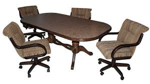 home design ious dinette sets with casters on amazing mercial dining chairs dinette sets with