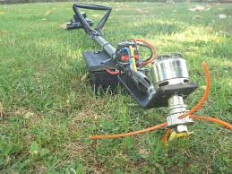 picture of electric brush cutter